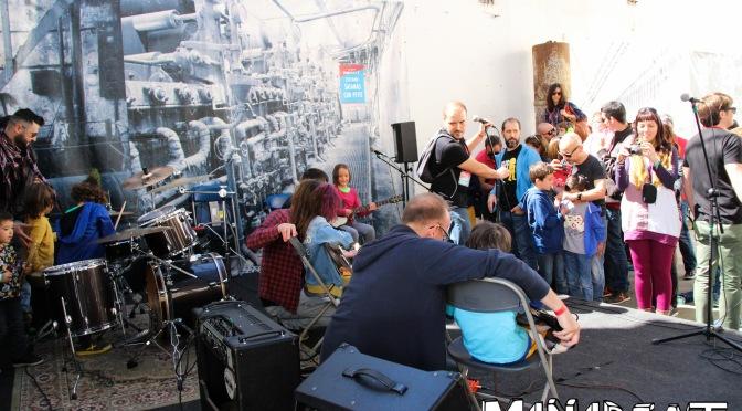 L'Escola del Rock, un clàssic de MiniBeat arriba a la seva quarta edició