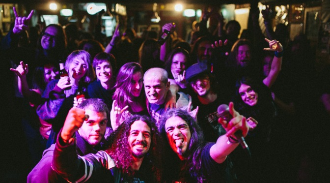 Kararocker, el karaoke del rock i el metall que triomfa allà on va, vindrà per tercera vegada al MiniBeat