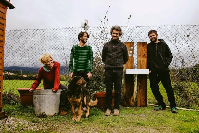 """Les Cruet vindran al MiniBeat a presentar el seu nou disc """"Cérvols, astres"""""""