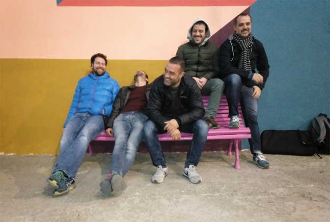 Zanahorions presenten el seu primer EP en primícia al Minibeat