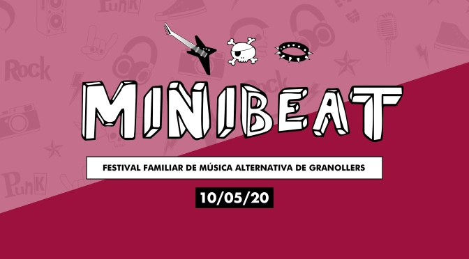 La 5à edició del Festival MiniBeat serà el 10 de maig de 2020