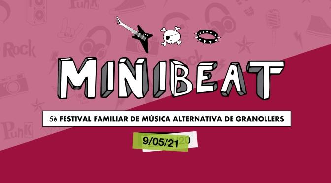 La 5a edició del Festival MiniBeat es posposa al maig del 2021